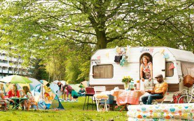 Voorverkoop De Buurtcamping in Spoorpark gestart!