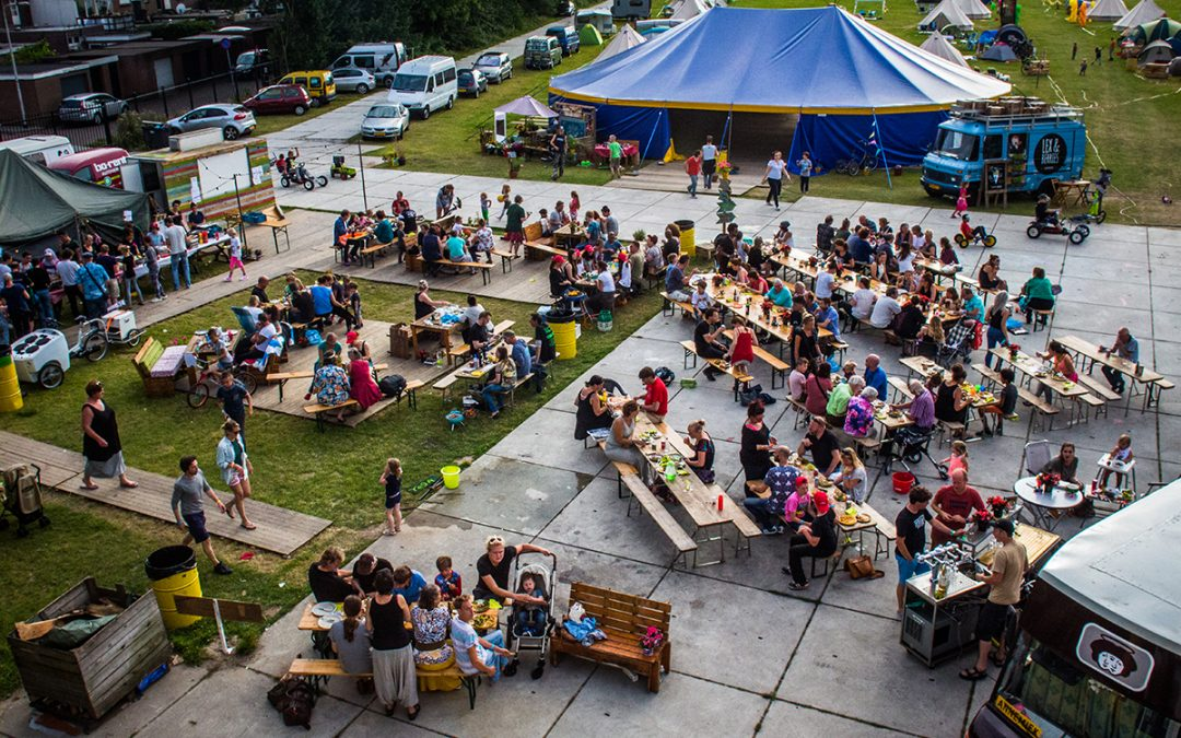 Gezocht: Enthousiaste medewerkers tijdens evenementen campings