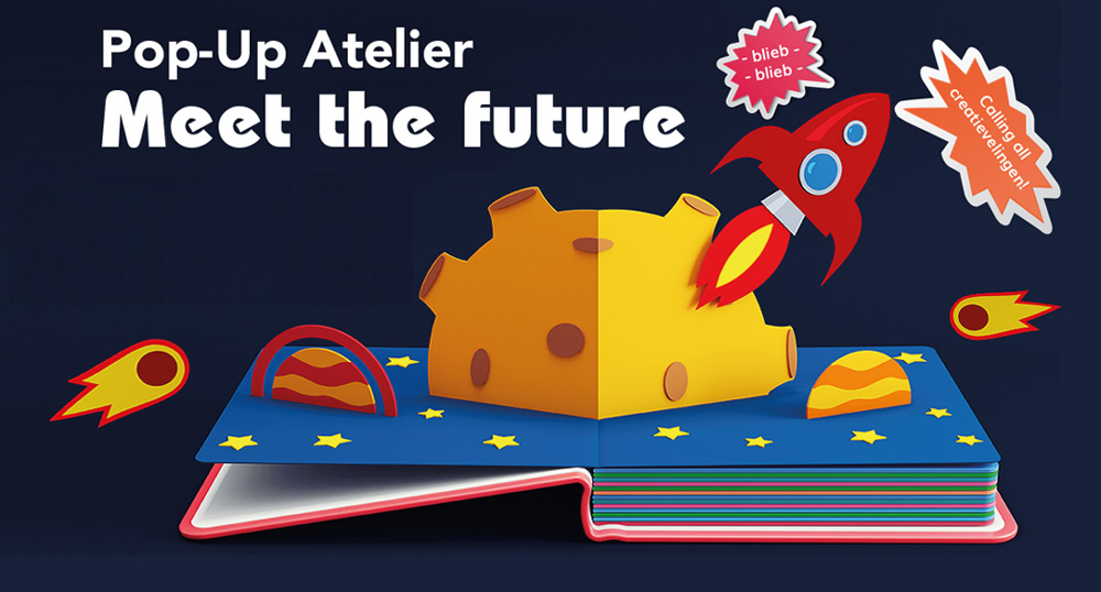 Pop-Up Atelier Meet the future