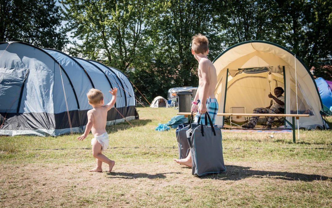 Van minicamping tot Buurtcamping: 'wij beginnen in januari'