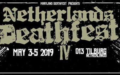 The Netherlands Deathfest IV Urban Campsite 2019