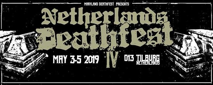 The Netherlands Deathfest IV Urban Campsite 2019
