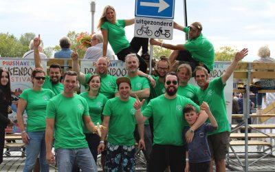 Stadscamping Tilburg zoekt nieuwe vrijwilligers!