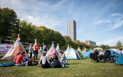 Vrijwilligers informatieavond Stadscamping Tilburg 2020