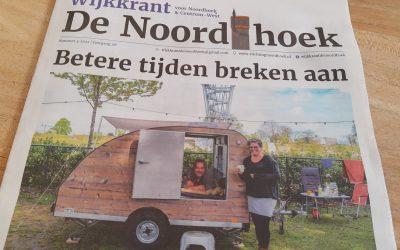 Vakantiegevoel van de Veluwe of Texel in eigen stad
